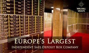 Opening Soon Safety Deposit Boxes Walsall